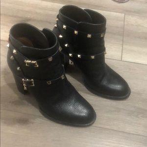 Valentino rock stud boots